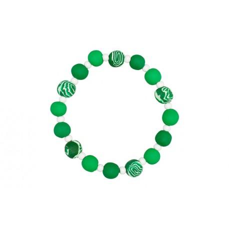 Pulsera Verde Ilusión