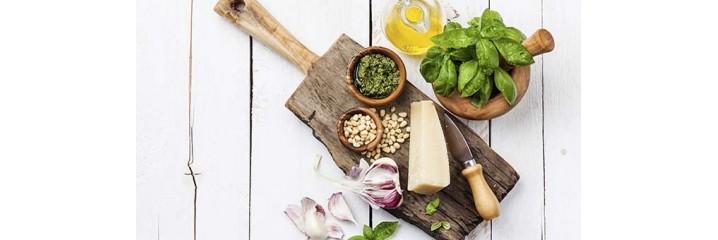 Conservas, aceites y condimentos